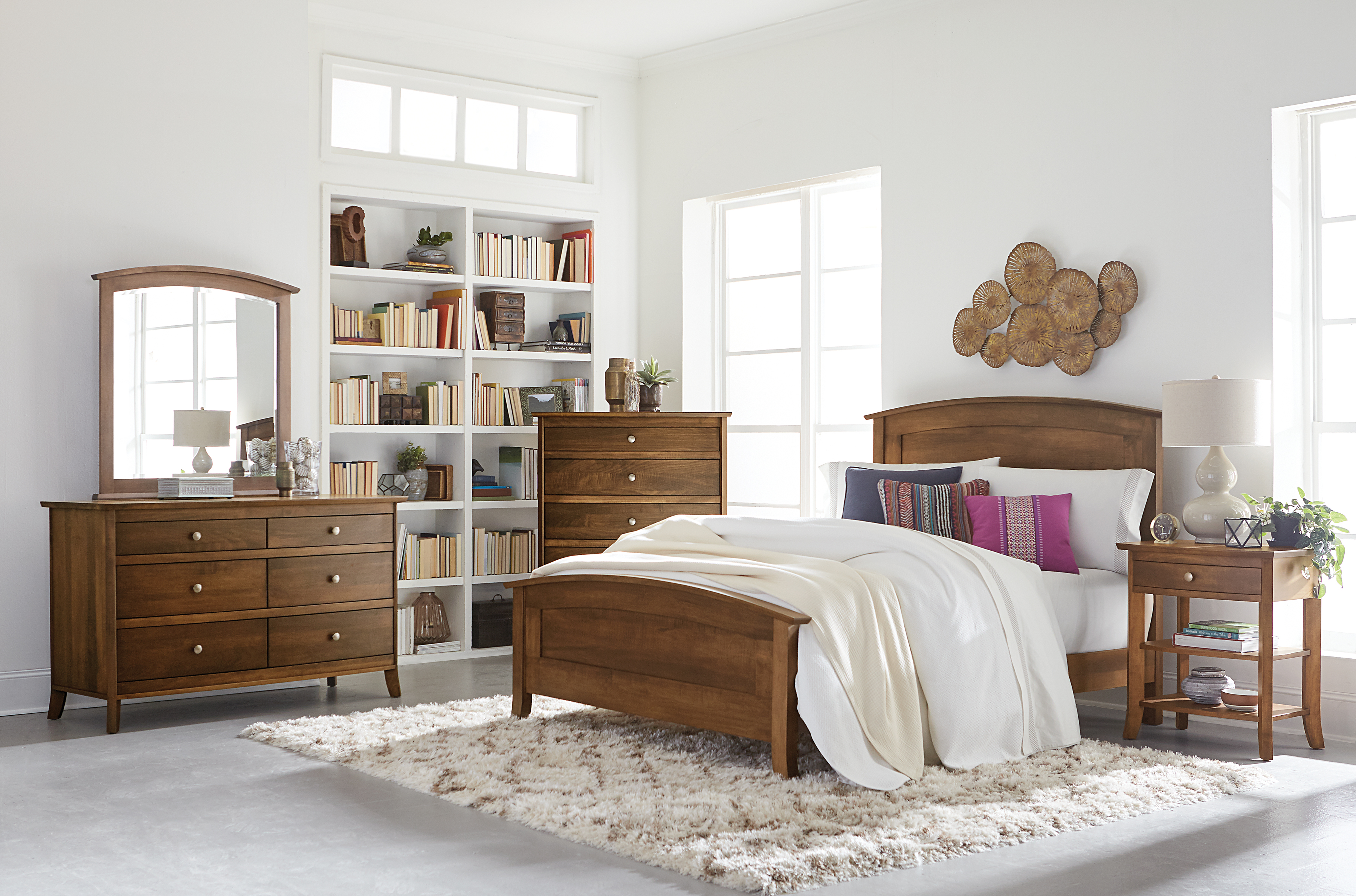 Amish Oak Warehouse Hardwood Furniture Gallery