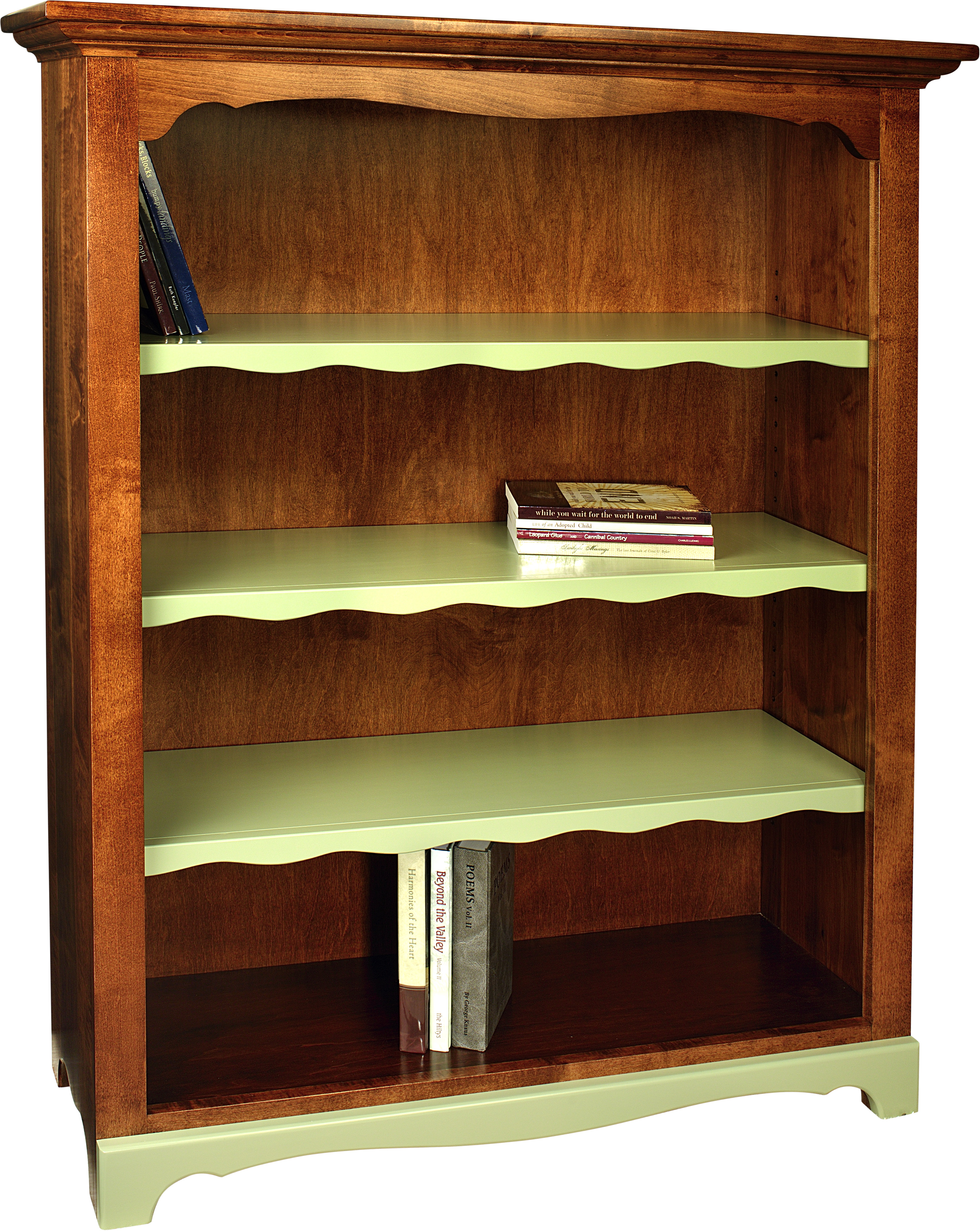 Home/Bookcases/Maple Grove Collection. ; 
