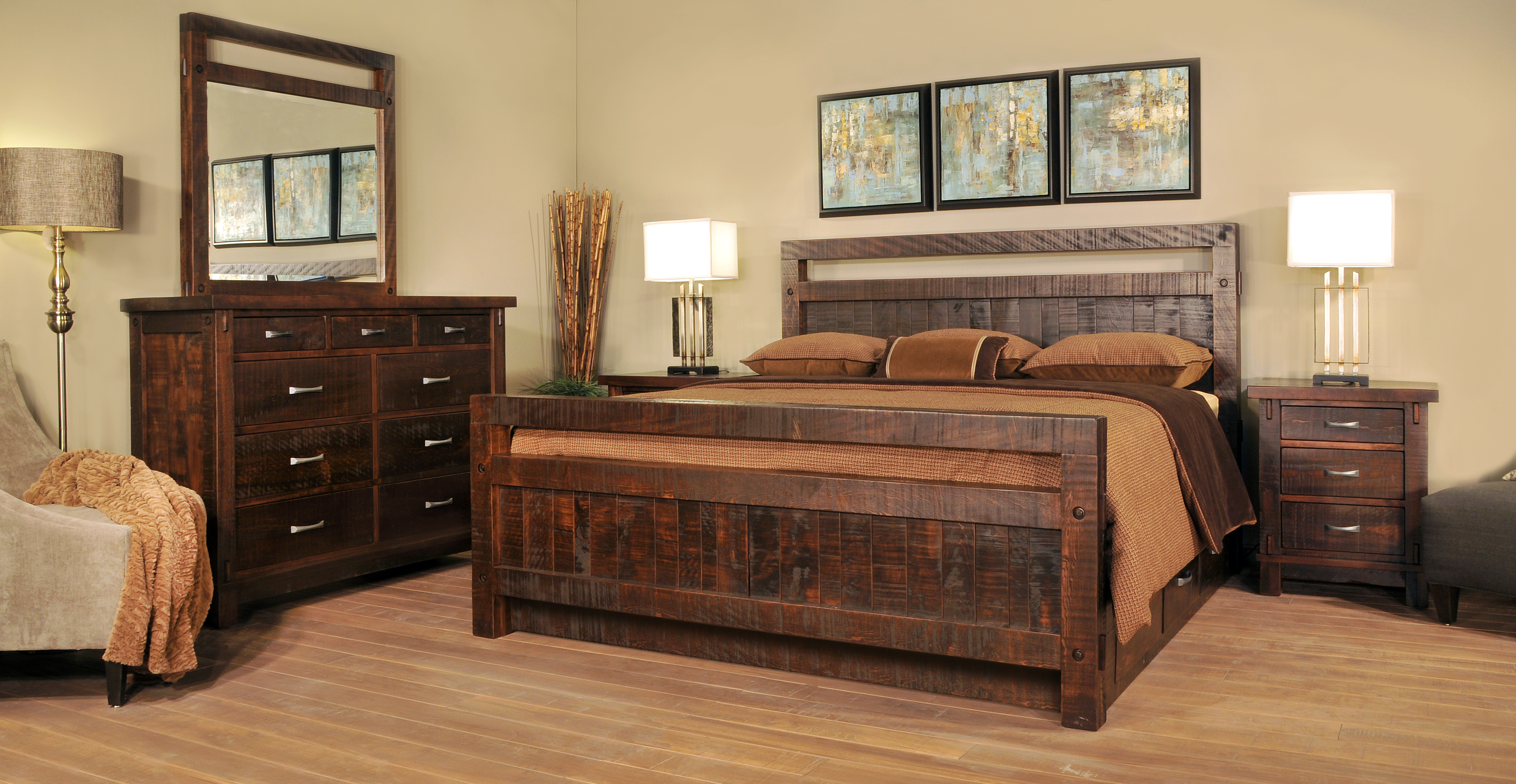 amish bedroom sets timbers collection amish oak warehouse 10076